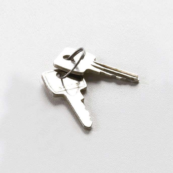 GTARDO.DE:  Hauptschlüssel für Schließanlage 25,00 €