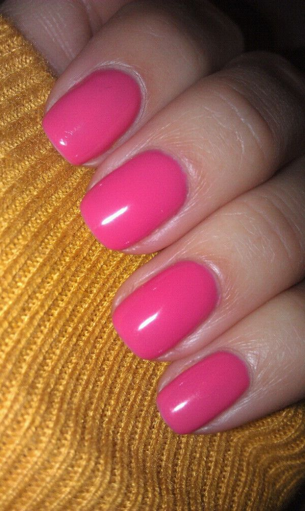 """And Everything Else Too All Kinds Of Neighbors: Gelish Color In """"sugar And Spice And Everything Nice"""