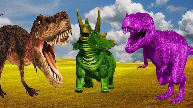 Dinosaurs Cartoons for Children | Dinosaurs 3D Animated Short Movie | Children Nursery Rhymes https://youtu.be/tlvegWCDn0I