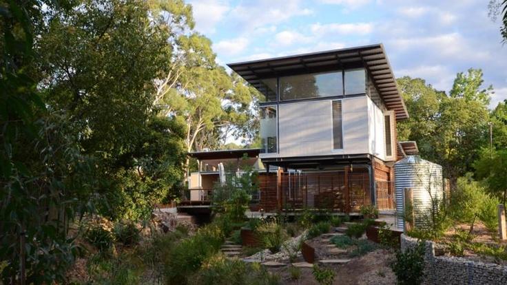 Creek Chic - Troppo architects Aus
