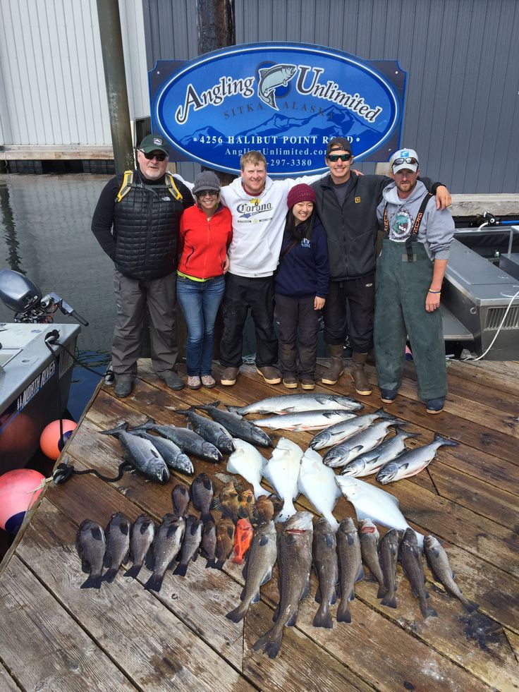 Sitka Fishing Report 5/11: Hooley Party | Kings at the Cape!