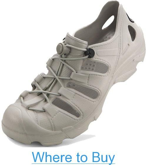 New Aqua Summer Sports Grey Casual Womens Water Shoes Sandals