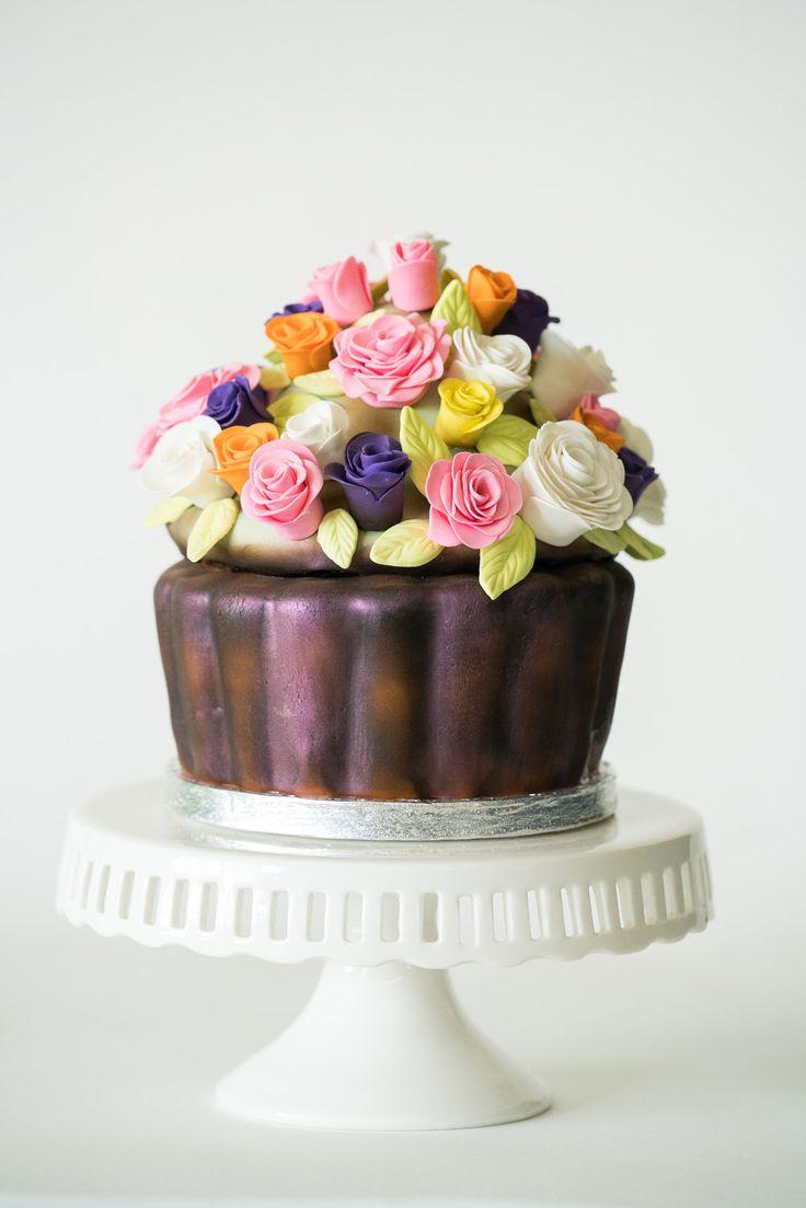 48 Best Fondant Cakes Images On Pinterest Birthday Cake Birthday