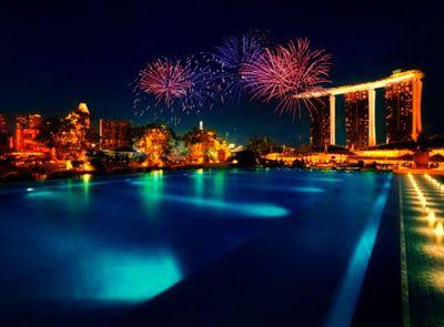Daftar hotel di Singapore yang cocok sebagai tempat menginap saat tahun baru atau malam tahun baru 2018. Ini merupakan hotel-hotel terbaik yang biasanya memberikan kemudahan melihat pesta kembang api dari dalam kamar serta beberapa diantara hotel dalam daftar ini juga mengadakan acara khusus untuk malam tahun baru. Ikuti pilihan Hotelspore untuk dapat menghabiskan malam tahun baru yang romantis di Singapore.