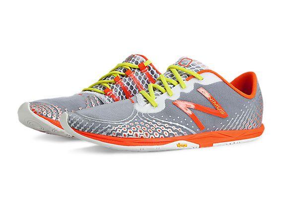 New Balance Minimus Zero v2 Grey with White & Orange (11) | My Style | Pinterest | Grey, Orange and New balance minimus