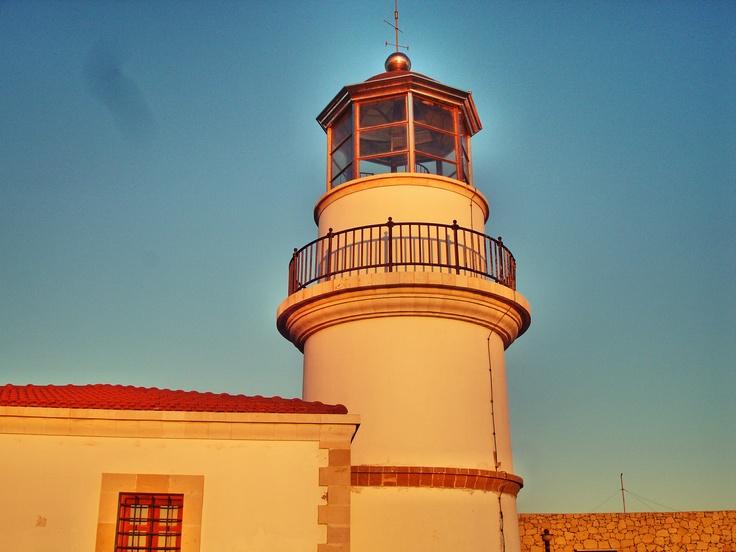 Lighthouse of Gavdos anemon-villas.gr