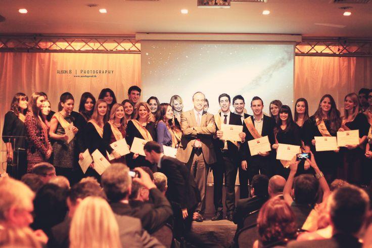 Remise de diplômes (ECE Lyon, Promo 2012)