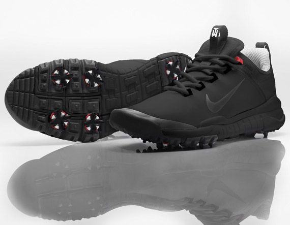 cheap for discount 52e90 cfdc9 Tiger Woods x Nike Free Golf shoe prototype. if i played golf, ...
