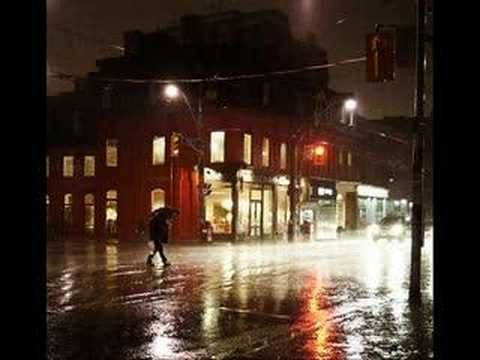 I Love A Rainy Night - Eddie Rabbit - a song I loved dancing to... (country, of course!)