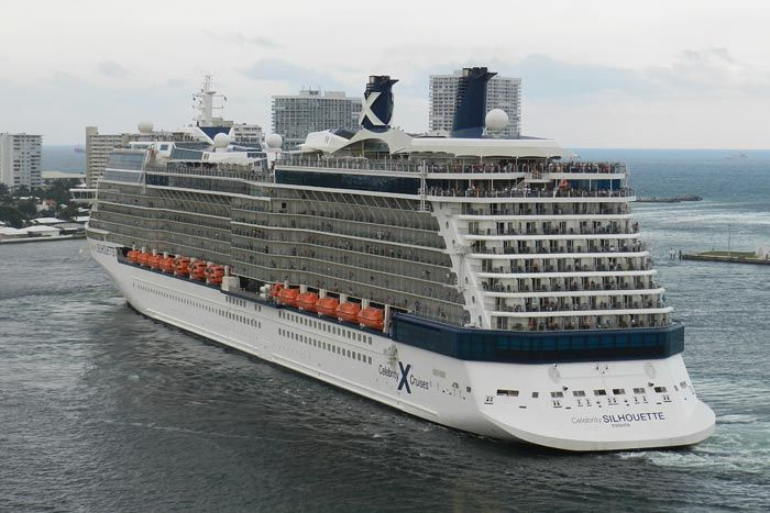 Celebrity Silhouette cruise ship photos : Celebrity Cruises
