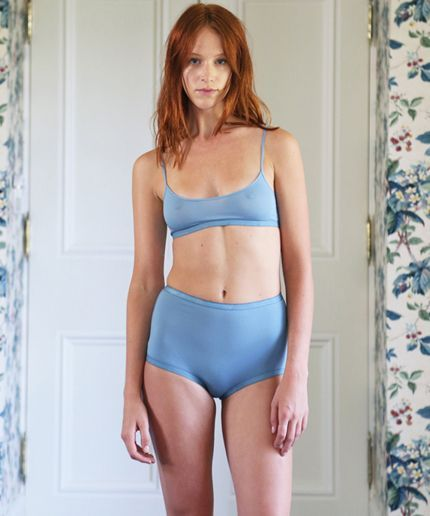 The latest trend in lingerie is something we're SO relieved about