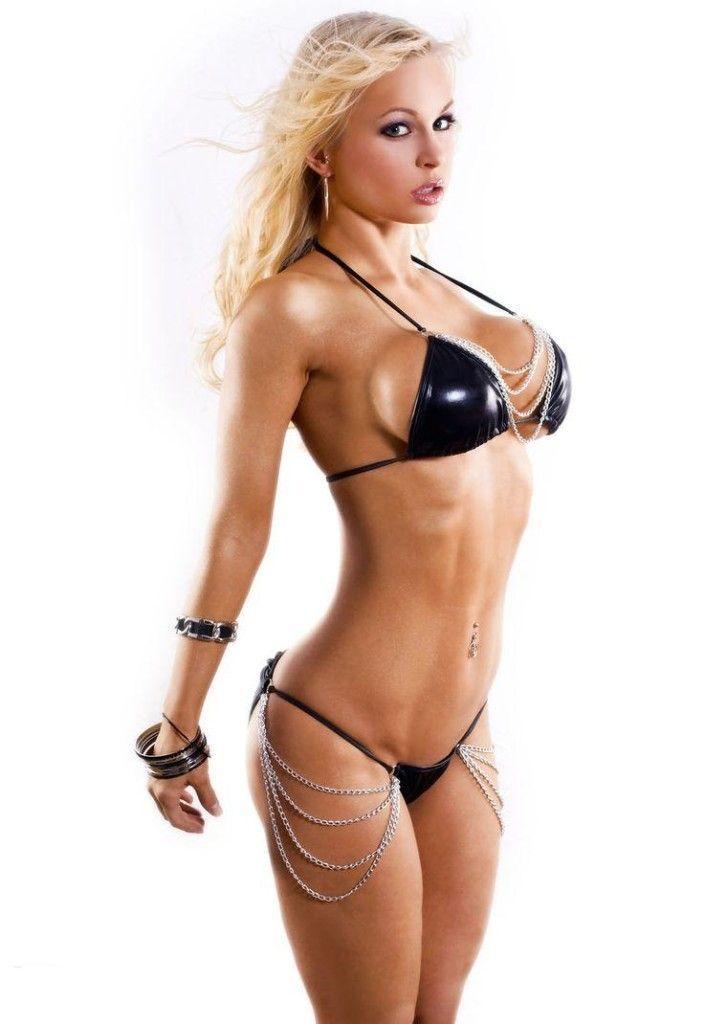 Jenny p sling shot bikini will