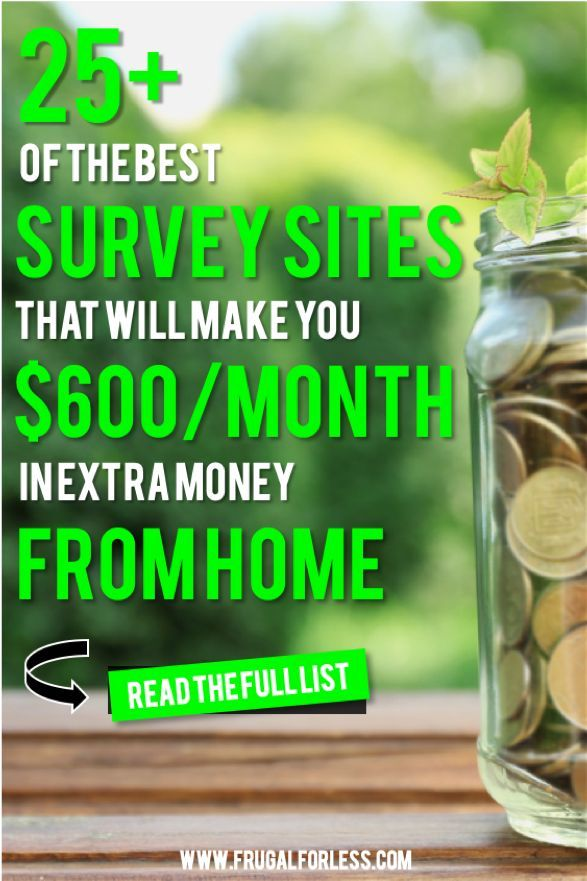10+ Best Survey Sites That Will Make You Money Now [Updated 2019] – Good Ideas