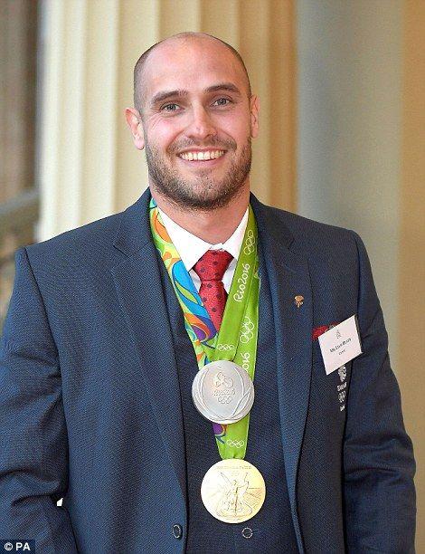 canoeist Liam Heath