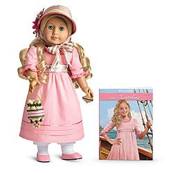 American Girl® Dolls: Caroline Doll, Book & Accessories (yep you read that right, this is on MY list, not Carina's)