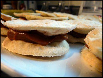 Alfajores Chilenos: Mis Recetas, Comidas Chilena, Recetas Chilenas, Diary, My Diary, Kitchen, Meal, Chilean Food