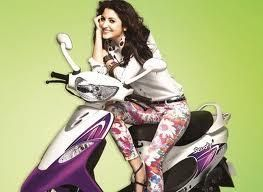 View here List of TVS bikes in India with price in 2013.