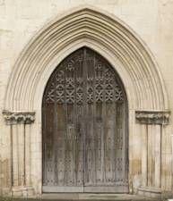 texture UK door medieval arch archway