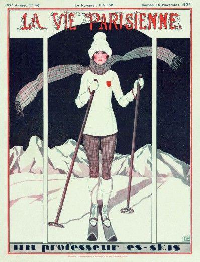La Vie Parisienne, 1924