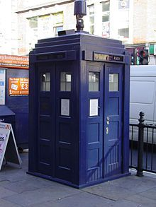 british police box | This article is about British police boxes. For Japanese police ...