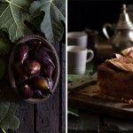 Bizcocho de aceite de oliva y brevas