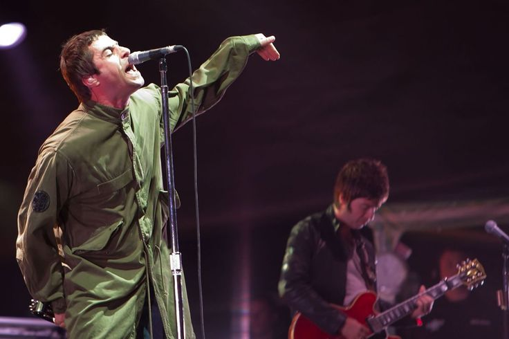 Liam Gallagher Responds Perfectly To Being Mistaken For Noel By Mo Farah