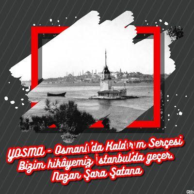 kitaplar:   YOSMAOsmanlı'da Kaldırım Serçesi nazanss.blogspo...