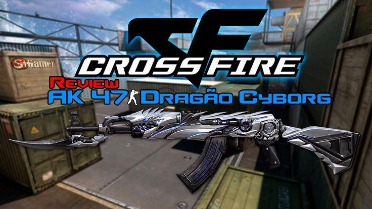CrossFire - Review da AK-47 Dragão Cyborg - #36 - SG