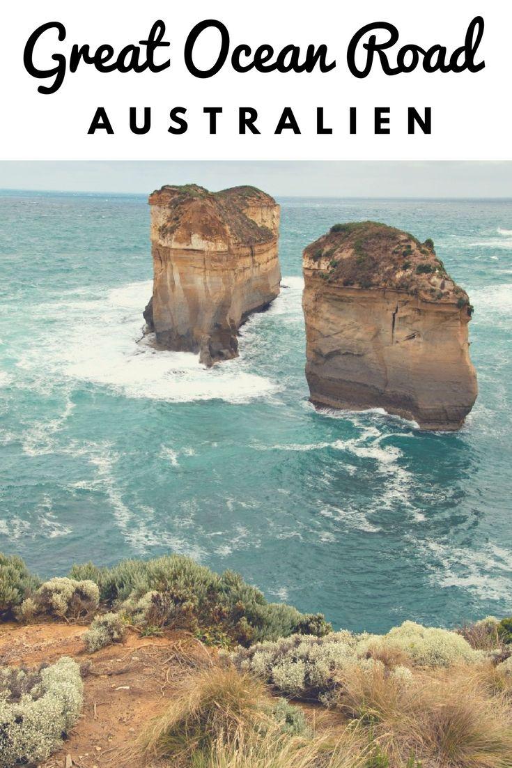 Great Ocean Road bei Melbourne in Südaustralien: Sehenswürdigkeiten & Highlights - samt Hubschrauberflug über den Twelve Apostles (Zwölf Aposteln)