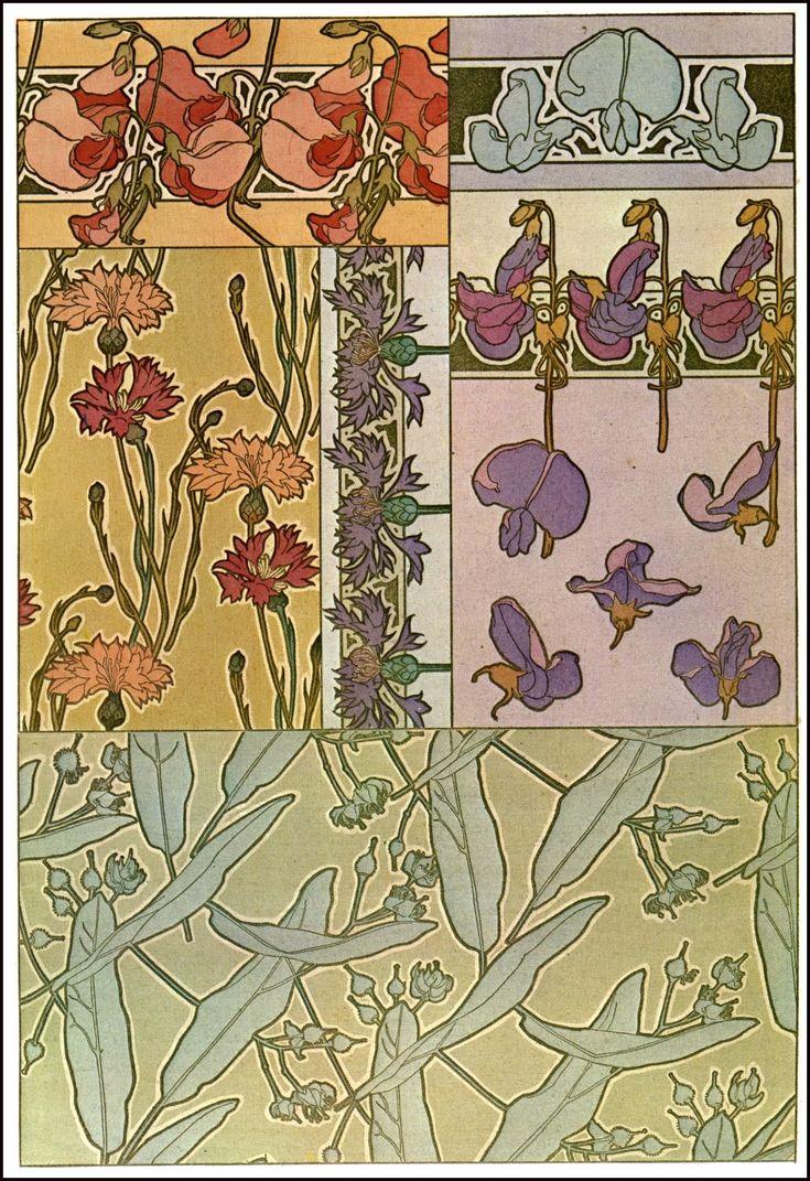 Documents Décoratifs, 1901 (41) - Alphonse Mucha