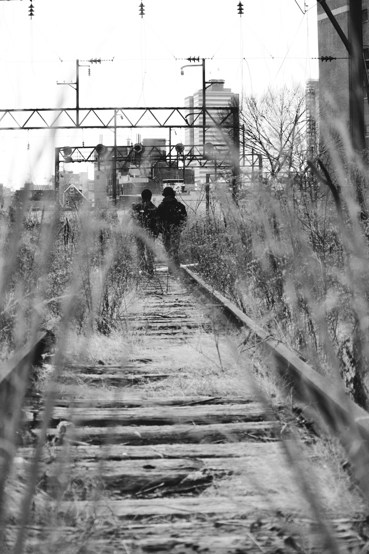 february, Philadelphia Reading Viaduct,   http://facebook.com/abovebelowbeyond  abovebelowbeyond.org
