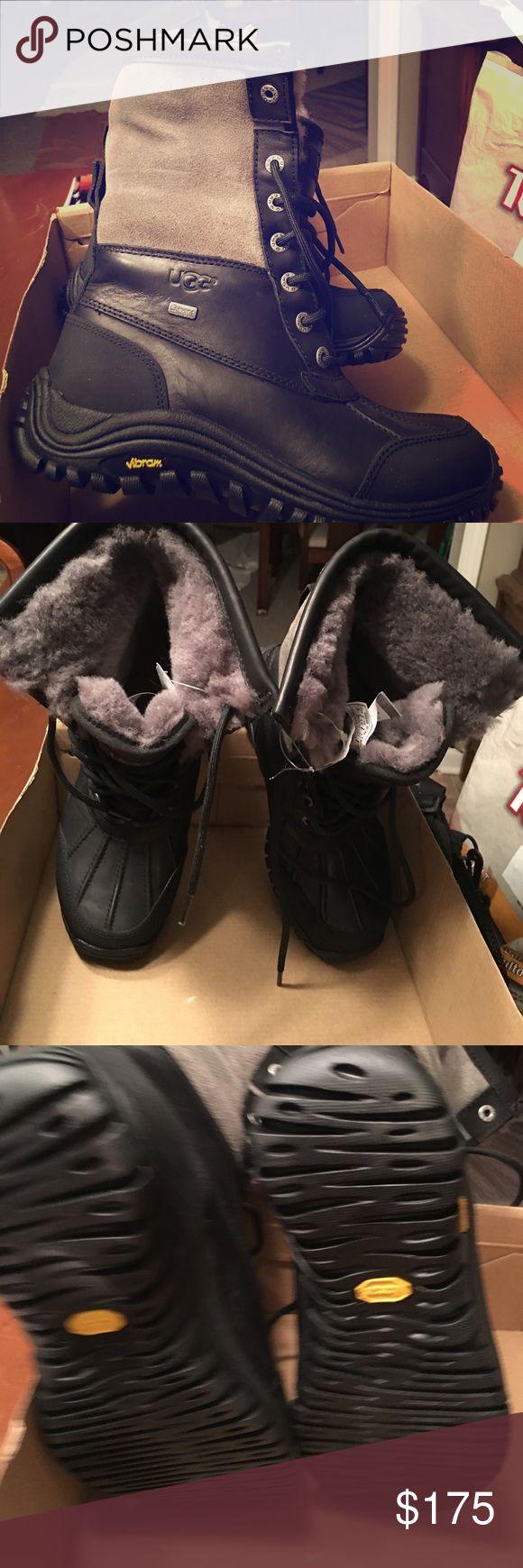 Ugg Adirondack Boot II Ugg Adirondack Boot II, new, never worn. UGG Shoes Winter & Rain Boots