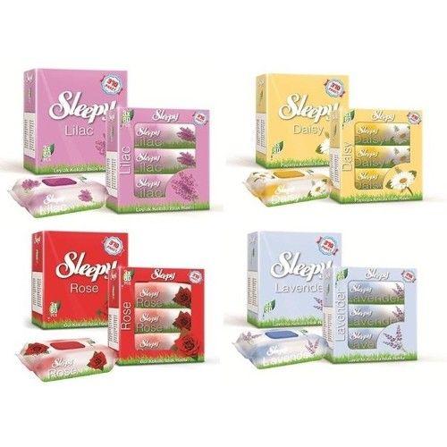 Sleepy islak mendil karışık 36 paket 80 yaprak ürünü, özellikleri ve en uygun fiyatların11.com'da! Sleepy islak mendil karışık 36 paket 80 yaprak, ıslak mendil