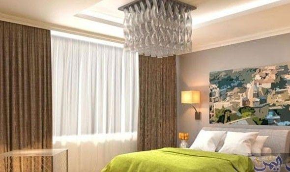 تجنبي تلك الأخطاء في تصميم ستائرغرف نوم المنازل Home Decor Home Decor