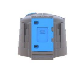 Zbiorniki Stacjonarne Na Paliwo Dwup�aszczowe JFC 5000 AdBlue Basic 5000l