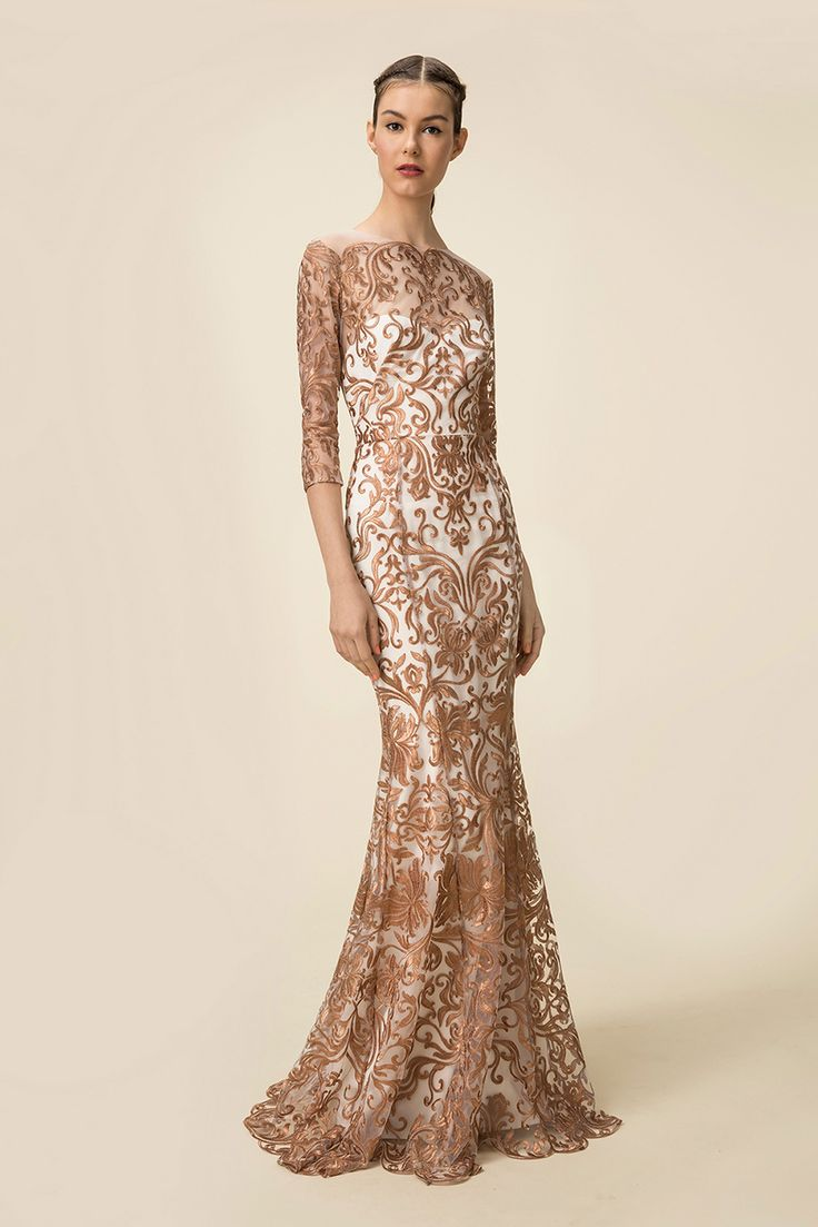 Marchesa Notte Spring 2016 Ready to Wear Collection Photos   Vogue