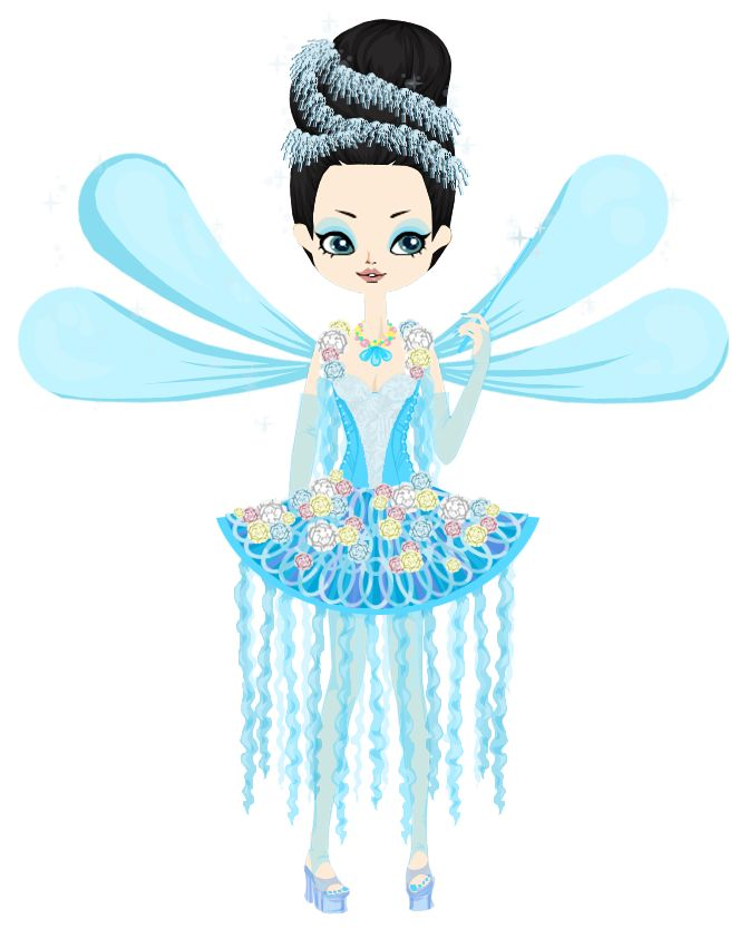 Blue Fairy from Once Upon a Time by marasop.deviantart.com on @deviantART