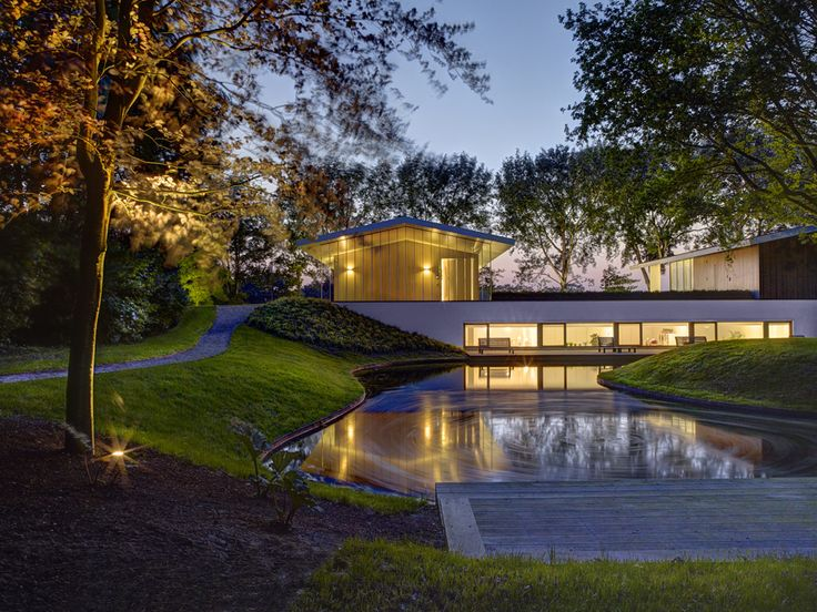 Gallery - House L / Grosfeld van der Velde Architecten - 5