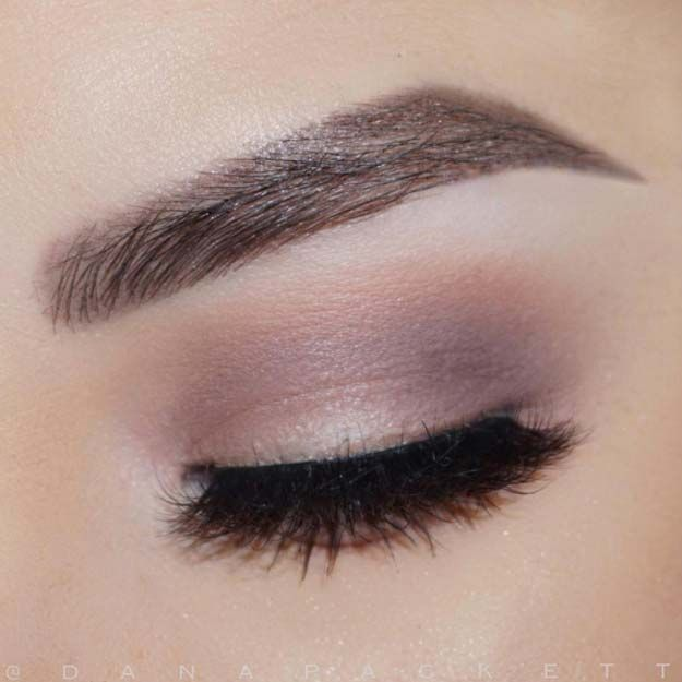 39 Easy Eyeshadow Looks Soft Matte Spring Eyes Natural And