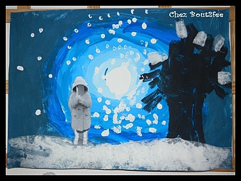 L'HIVER/LA MONTAGNE - Vive la couleur - C'est toujours… - Arbre d'hiver - Brr il fait froid !! - Mon beau glaçon!!! - Si tu… - Les petits bout 2 fee
