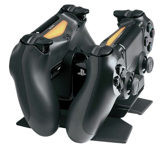 Buy Official PS4 Controller Charging Station at Argos.co.uk, visit Argos.co.uk to shop online for PS4 accessories, PS4, Video games and consoles, Technology