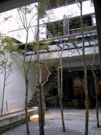 Project: Kung Yu's Studio | SEKSAN DESIGN - Landscape Architecture and Planning