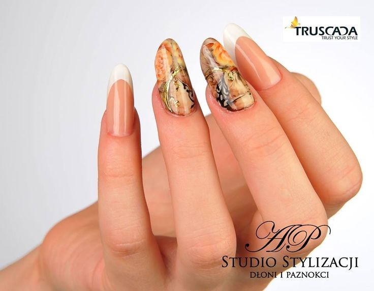 Anna Butryn Posacki - Słowianka Nails Studio http://bit.ly/1NLIg0r  Stylizacja paznokci. Paznokcie artystyczne.  Nails. Nail Art.