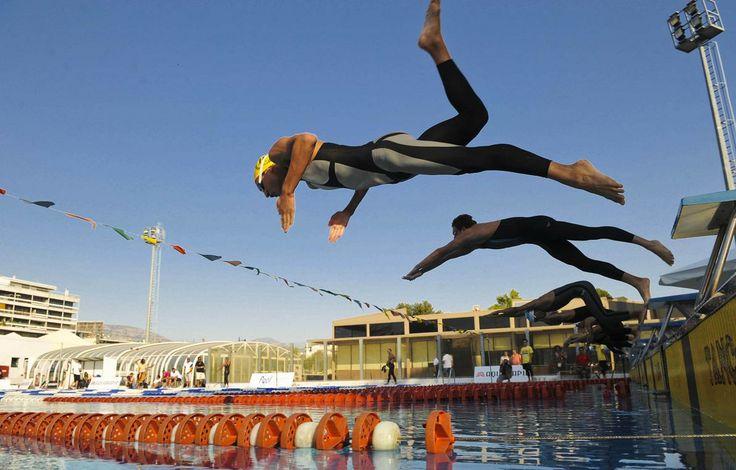 Βουτάμε... #swimming #watersports #swimmingpool