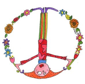 ...Girls Riley, Peace Signs, Funny Images, Peace Girls, Flower Power, Baby Girls, Hippie Chic, Flower Children, Pinterest Boards