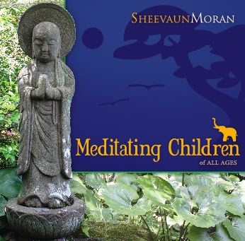 Kids that meditate or learn to are kids that are happier and have better grades. $12.95 download.
