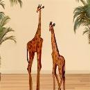Handcarved Giraffe | World Market