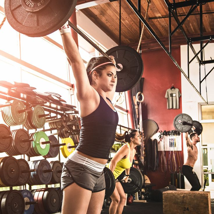 Transform Your Body With Olympic Weightlifting