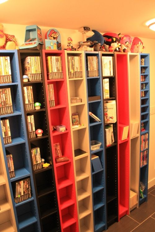 racketboy.com • View topic - NEW - My game room - Gameroom #2 pics up