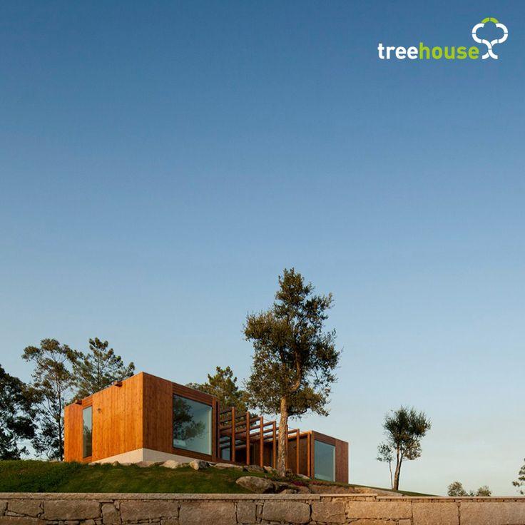 JULAR | Sabia Que A TreeHouse By Jular é Fabricada Na Sua Quase Totalidade  Com Madeira